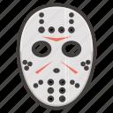 hockey, if, mask icon