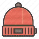 hat, if, red icon