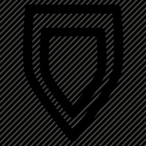badge, emblem, medal icon