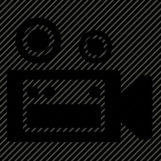 film, fun, production, record, video icon