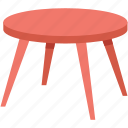 bench, chair, furniture, seating, stool icon