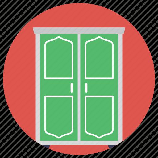 closed door, door, entrance, exit, gate icon
