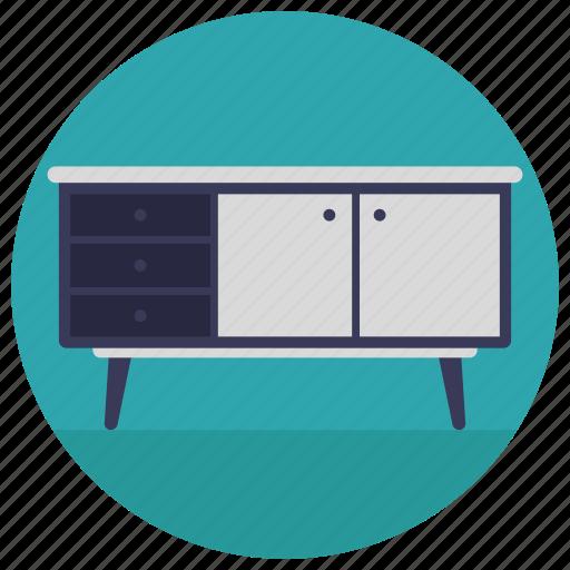 Side Table Bureau.Furniture 1 By Vectors Market