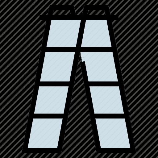 ladder, ladders icon