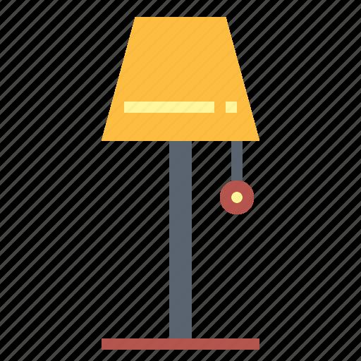 floor lamp, lamps, light icon