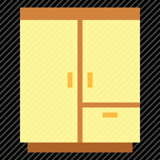 archive, furniture, wardrobe icon