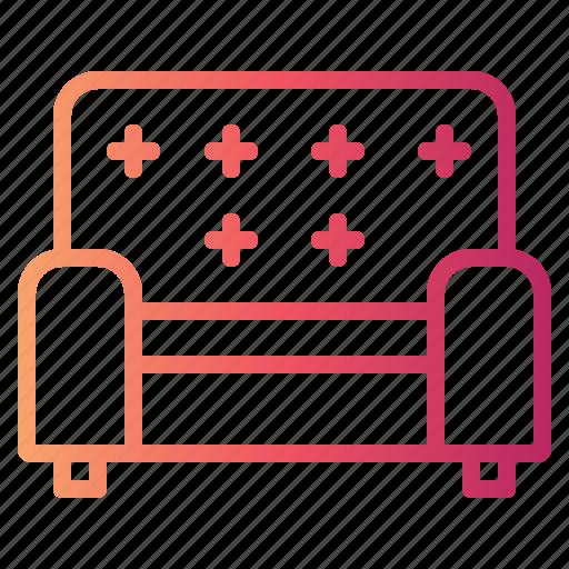 armchair, furniture, seat icon