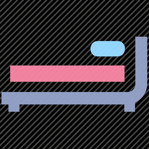 bed, furniture, hotel, productivity, shape, sleep icon