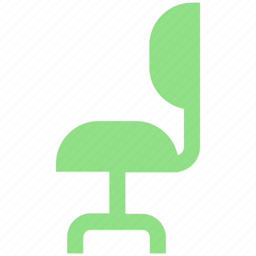 armchair, chair, furniture, office, office chair, office supplies, seat icon
