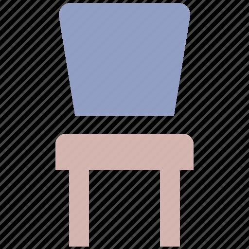 chair, desk, furniture, kitchen, seat, sit, stool icon