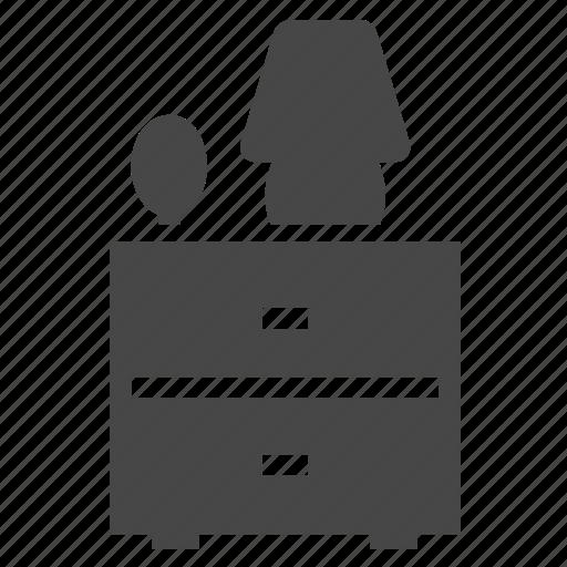cabinet, closet, furniture icon