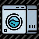 clean, cleaning, machine, wash, washing