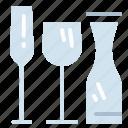 bottle, drink, drinks, glass, wine