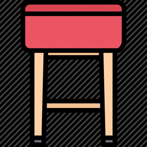 chair, decoration, furniture, home, interior icon