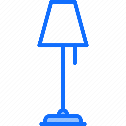 decoration, floor, furniture, home, interior, lamp, lighting icon