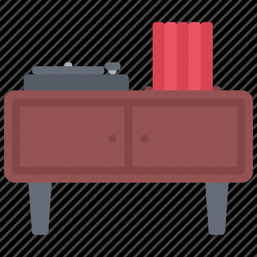 cupboard, decoration, furniture, home, interior, sideboard icon