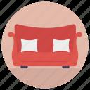 divan sofa, home interior, luxury furniture, modern sofa, settee