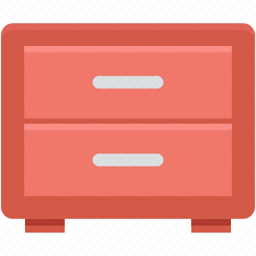 cabinets, drawers, filing cabinets, furniture, storage drawers icon