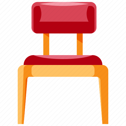 chair, furniture, home, household, interior icon
