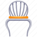 chair, furniture, home, household, interior, retro