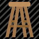 decoration, furniture, household, stool