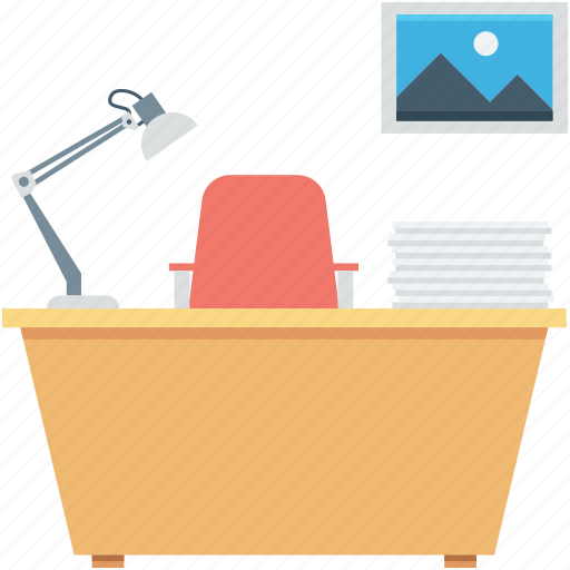 desk drawer, interior, office, office desk, office furniture icon