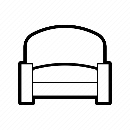 chair, furniture, home, households, interior, property, seat icon