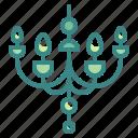 chandelier, decoration, furniture, household, illumination, interior, light