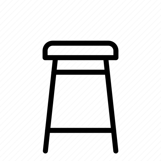 chair, file, furniture, office, seat icon