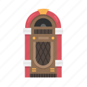 audio, entertainment, jukebox, karaoke, music device, sound icon