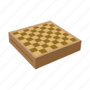 chess, chess board, chess table, furniture, games, household, table icon