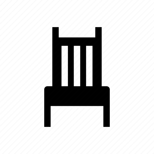 chair, furniture, seat, sitting, sofa icon