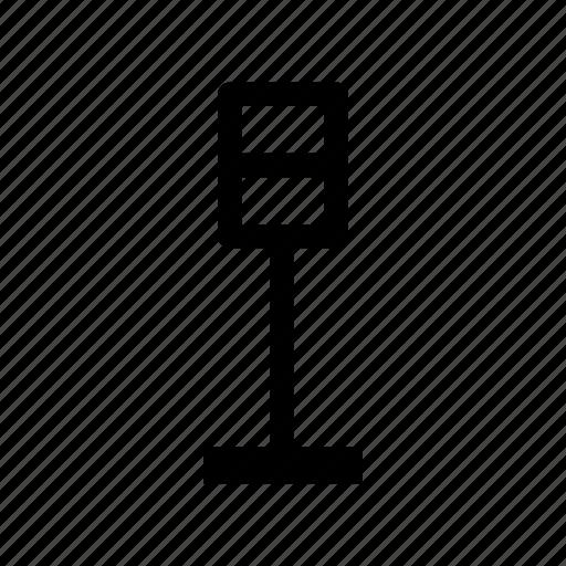 furniture, lamp, light, lighting, modern lamp icon