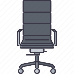 armchair, chair, decoration, furniture, home, house icon