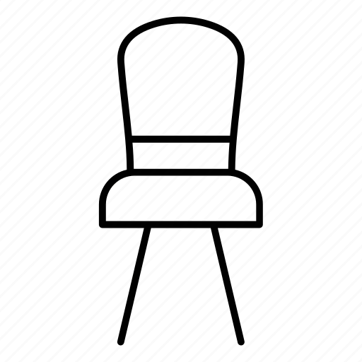 apartments, chair, furniture, home icon
