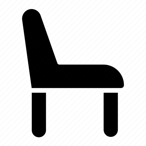 bench, chair, furniture, seat icon
