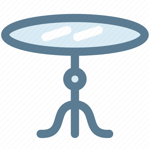 bar, design, furniture, household, out side, product, table icon