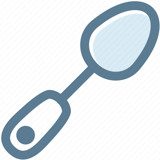 chef, food, household, kitchen, spatula, spoon, tool icon