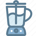 blender, household, kitchen, liquidizer, mixer icon
