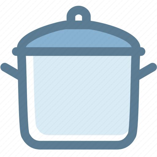 cooking, cooking pot, household, kitchen, pot, soup icon