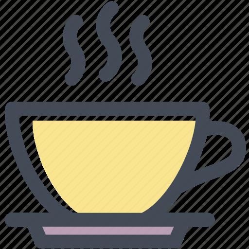 coffee, coffee break, cup, drink, hot, tea icon