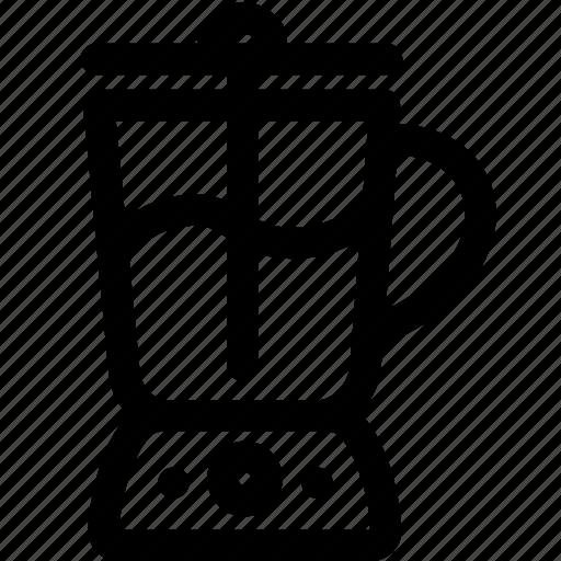 blender, household, kitchen, liquidizer, mixer icon