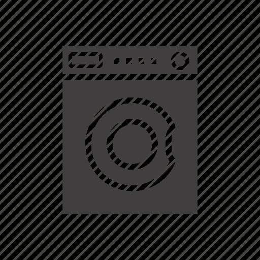 appliance, laundry, machine, wash, washing icon