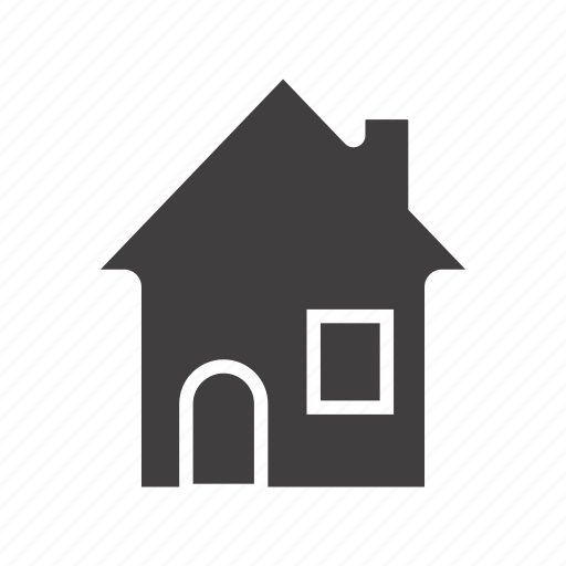 abode, building, cottage, home, homepage, house, residence icon