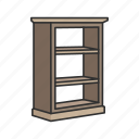 cabinet, closet, drawer, furniture, interior, shelves, storage icon