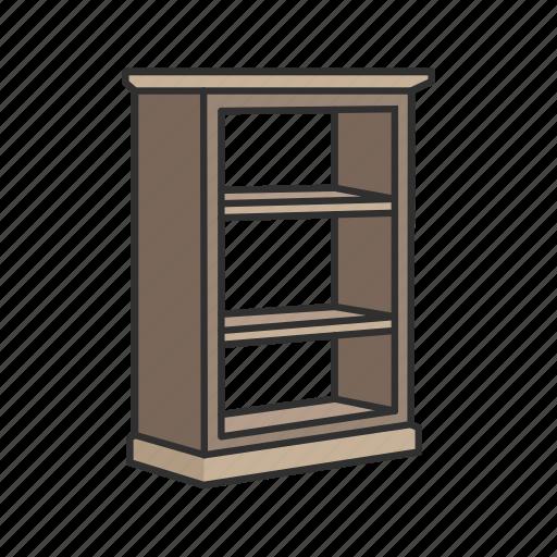 Cabinet, closet, drawer, furniture, interior, shelves, storage icon - Download on Iconfinder