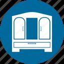 closet, cupboard, safe almirah, storage cabinet, wardrobe