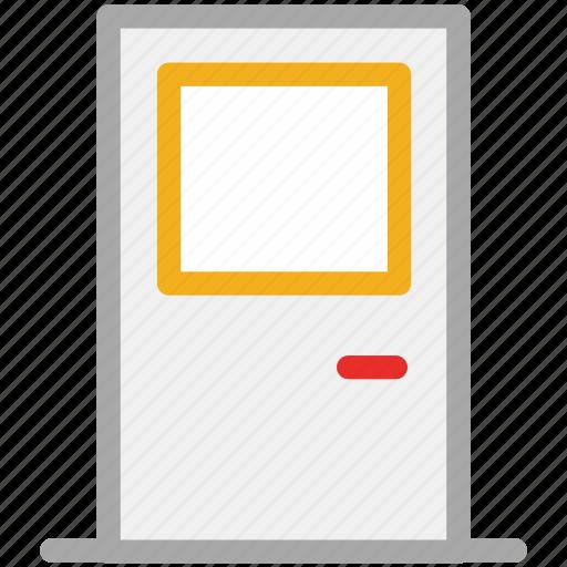 door, door close, door variant, house door icon