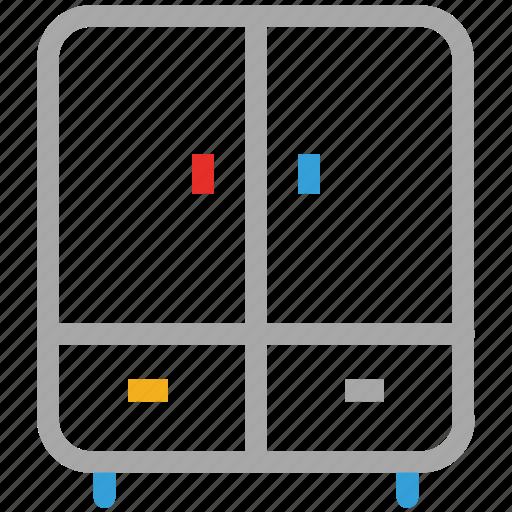 Cupboard, furniture, interior, wardrobe icon - Download on Iconfinder