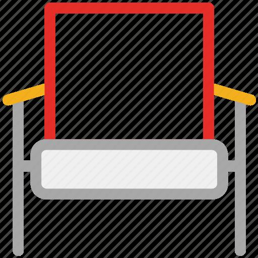 chair, furniture, interior, seat icon